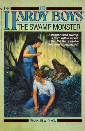 The Swamp Monster