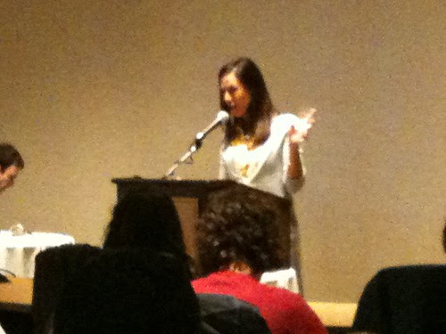 Rachel Webster, Northwestern Univ. Writers' Festival