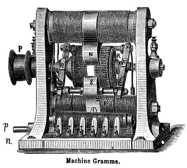 Machine de Gramme