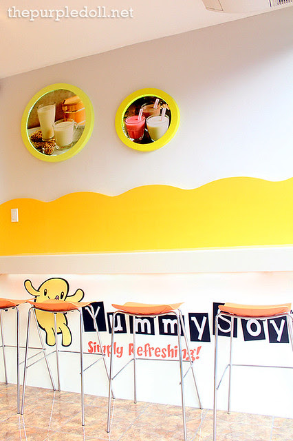 YummySoy Store at The Fort Strip Bonifacio Global City
