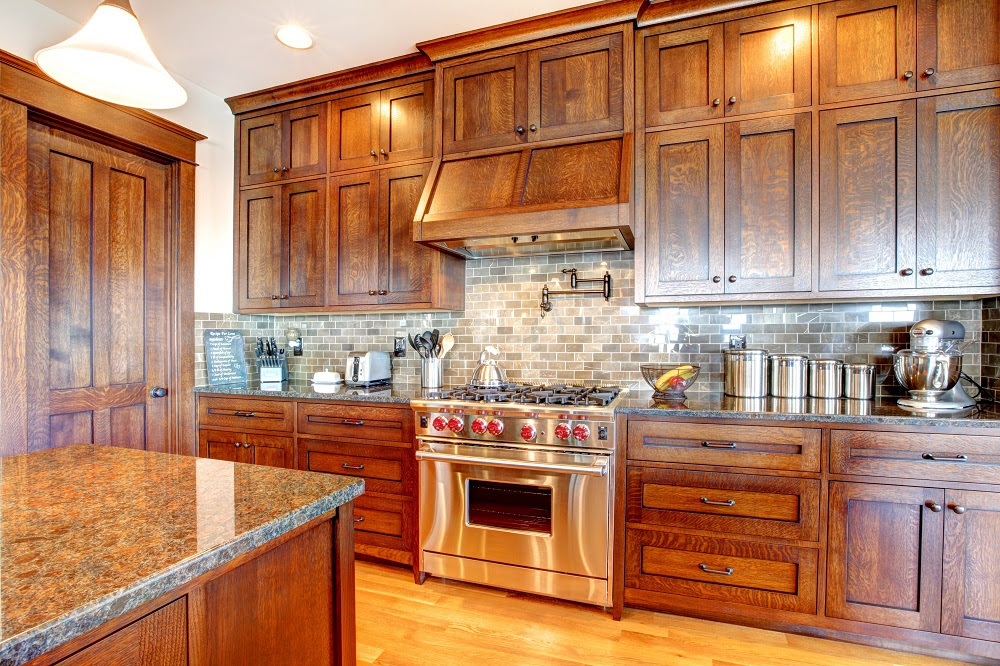 7 Ways To Keep Your Kitchen Cabinets Clean & Looking New