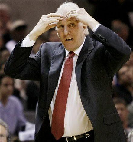 Nuggets Spurs Basketball