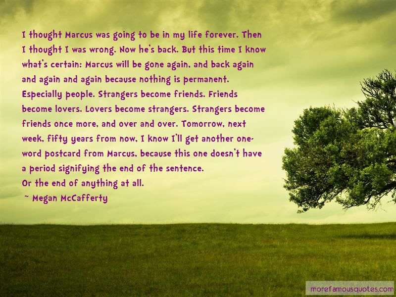 Strangers Become Friends Quotes Top 20 Quotes About Strangers