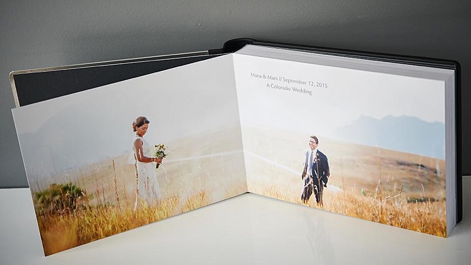 Minneapolis Wedding Photographer Makes Cool Albums Kern Photo