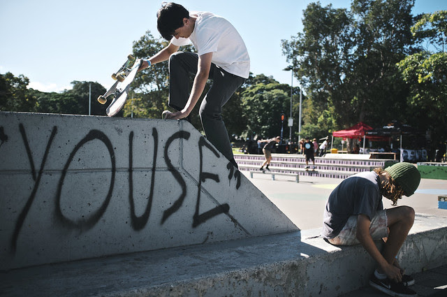 Skate Competition 3
