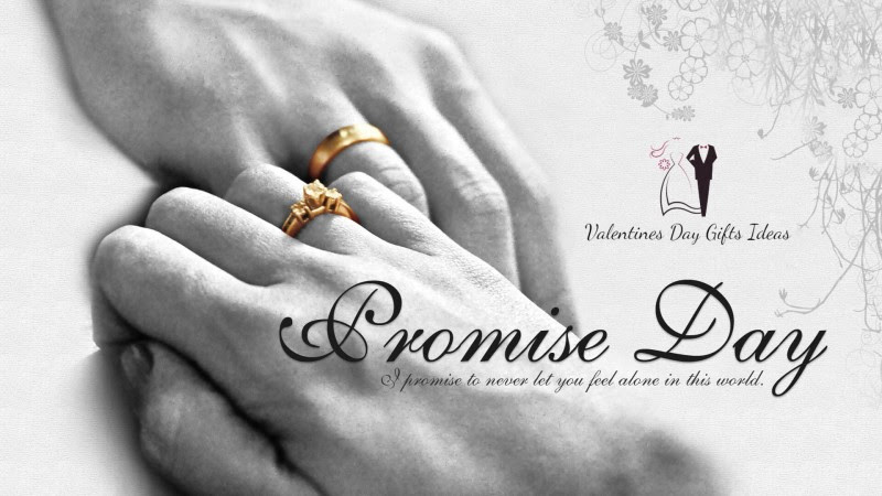 Make an unfailing promise to your Valentine on Promise Day along with some exceptional gifts