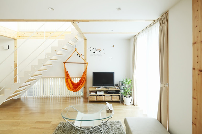 Japanese Style Interior Design - Ecomanta: Tokyo Interior Design Green Restaurant
