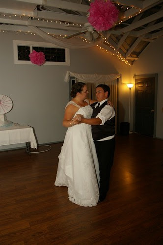 Dancing with my brother