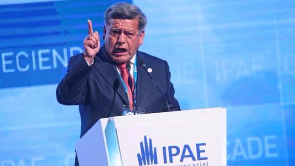 Antes de ser excluido de las elecciones presidenciales del 2016, Acuña era uno de los candidatos que lideraba las encuestas.