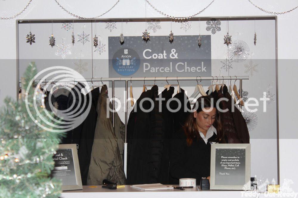 Coat Parcel Check