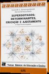 capa do livro superdotados