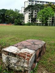 Sheng Huo Gate Pillar
