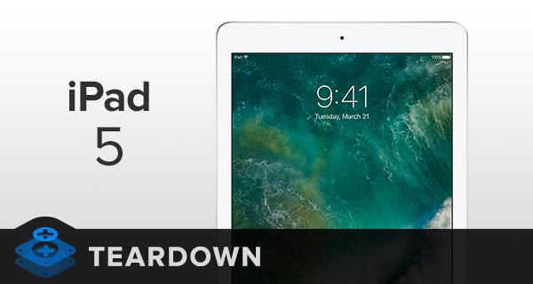 iPad 5 teardown