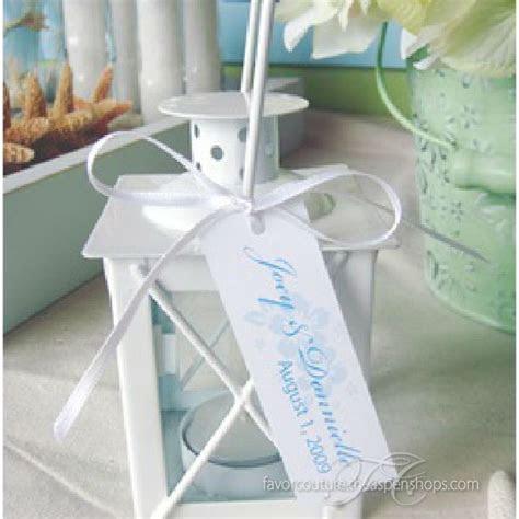 Beach Theme Lantern Favor, Wedding Favors, Lanterns