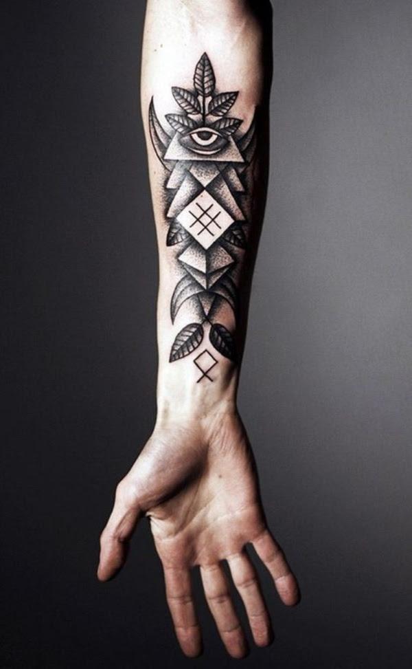 60 Practically Best Wrist Tattoos For Men