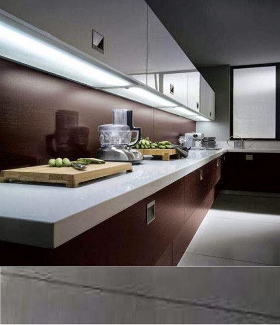 Gallery of LED strip lights - Interior Design Inspirations