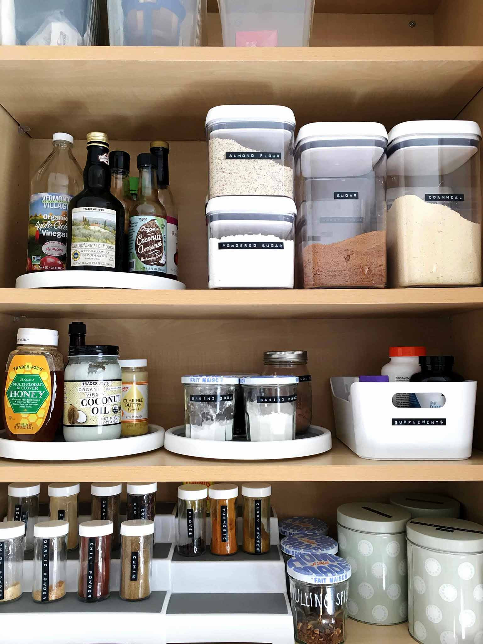 Efficient Pantry and Food Storage Organization for Small ...