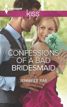 Confessions of a Bad Bridesmaid Cover