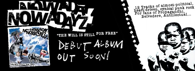 <center>[NEWS] New 'Nowadayz' songs</center>