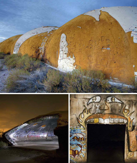 Abandoned Domes 1