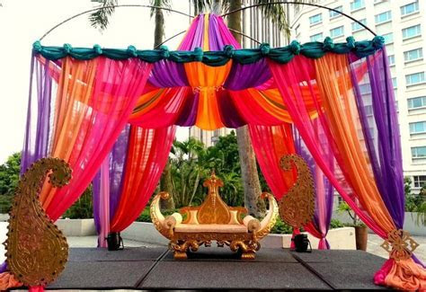 Bollywood Decor Inspiration   Asian Wedding Ideas