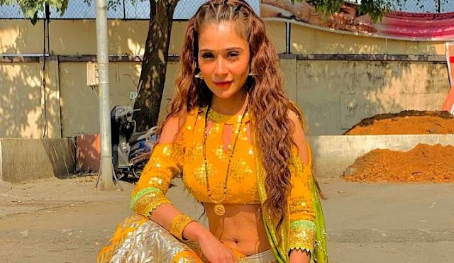 'सपना बाबुल का..बिदाई' फेम सारा खान कॉमेडी फिल्म 'कैंप डिसेंट' में आएंगी नज़र
