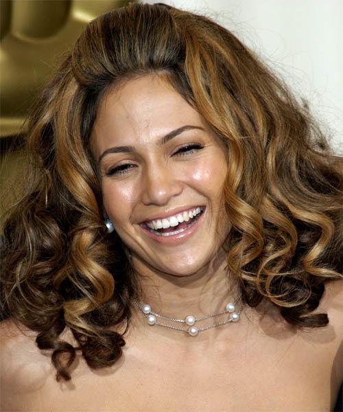 jennifer lopez haircuts bangs. Jennifer Lopez Hairstyle