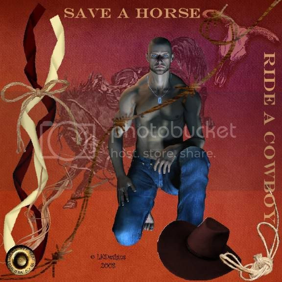 Poser,Cowboy