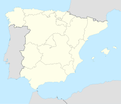 Obón trên bản đồ Tây Ban Nha