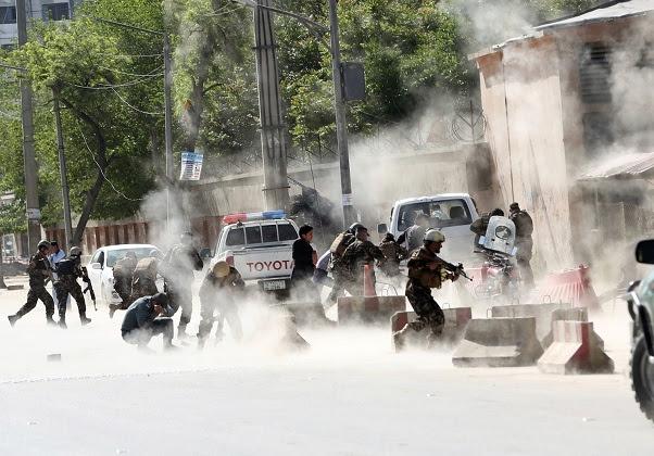 Foto: Massoud Hossaini/AP