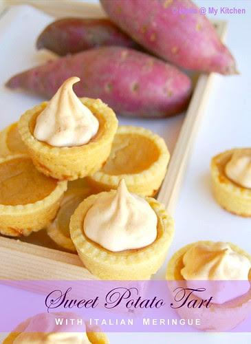 Sweet Potato Tarts