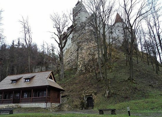 Photos of Bran Castle (Dracula's Castle), Brasov