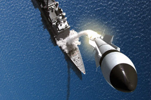 raytheon sea launched