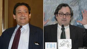 Fernando Ussía y Paco Marhuenda