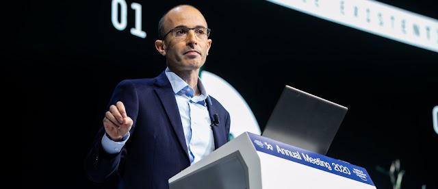Lea la advertencia de Yuval Harari a Davos en su totalidad