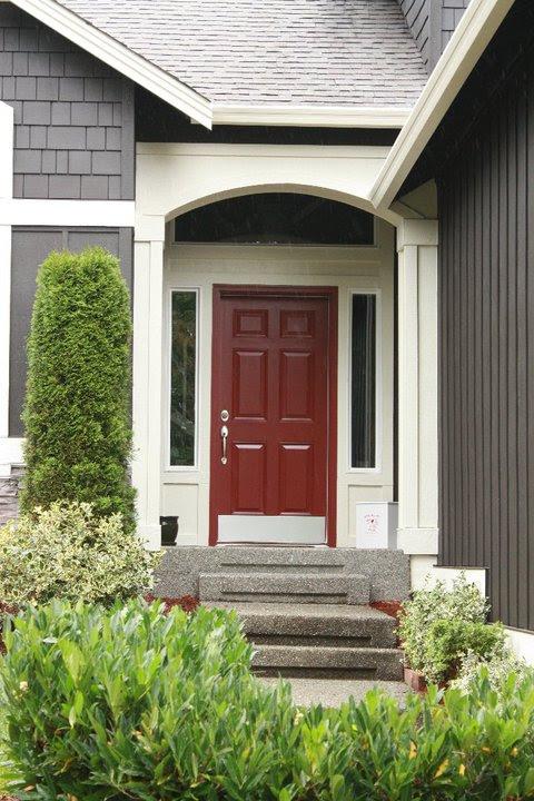 Re-Poll (heh): Front Door Color — thenest