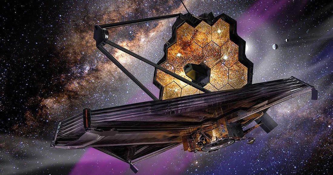 James-webb-spatial-telescope