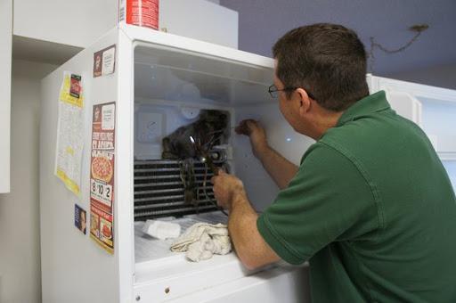 sửa tủ lạnh samsung tại Long Biên