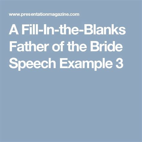 ideas  bride speech  pinterest father