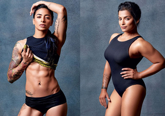 Good-Bye Skinniness: Meet 7 Muscular Women Who Are Crushing Female Stereotypes With ...