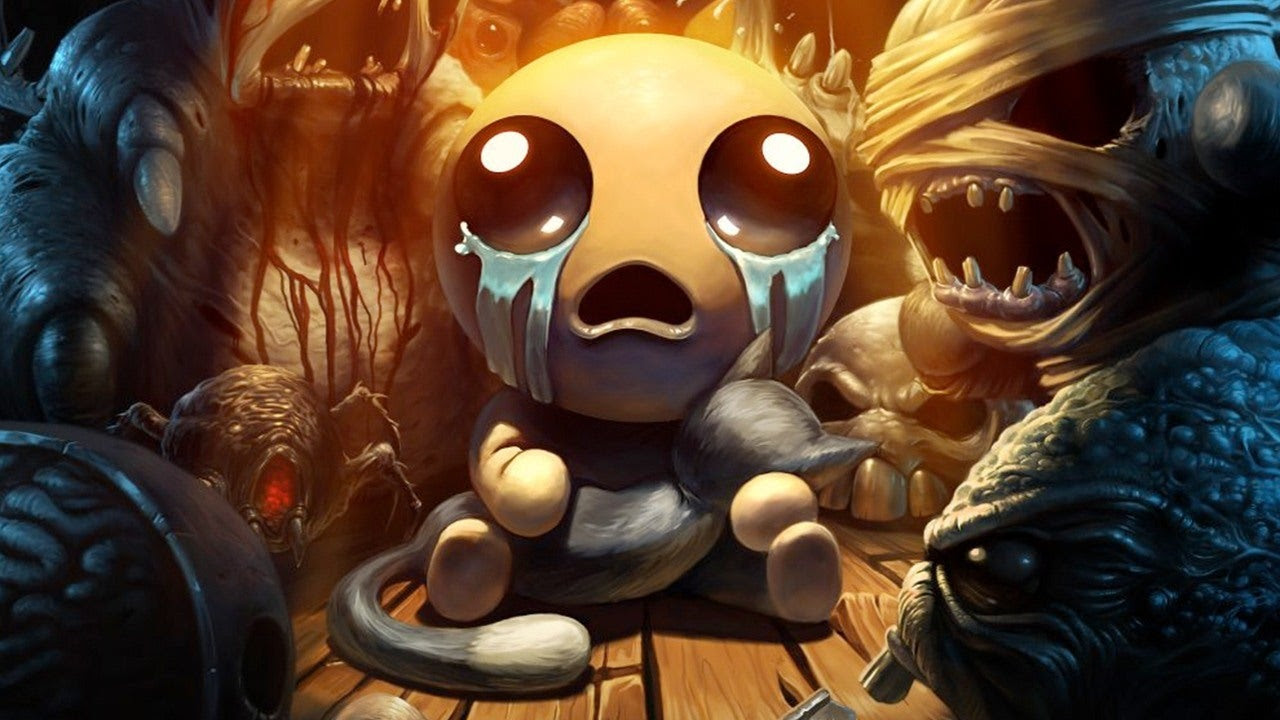 Image result for the binding of isaac afterbirth +