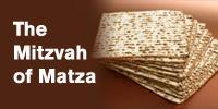 the laws of matza
