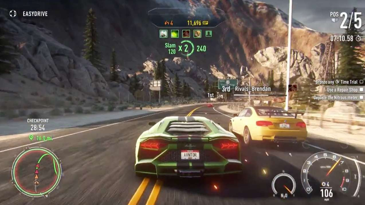 Need For Speed Rivals Free