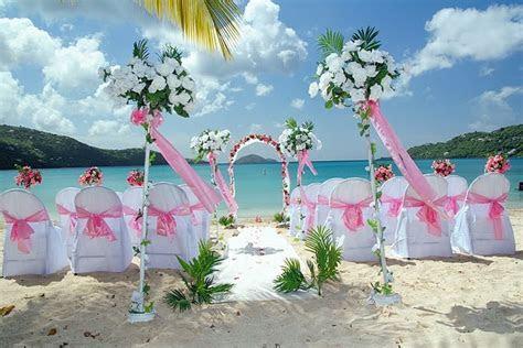 The Best Wedding Decorations: Hawaiian Wedding Decorations