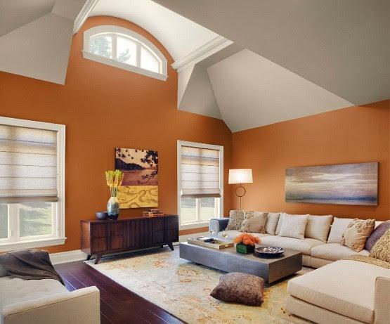 Paint Color Schemes Living Room Ideas | Home Interiors