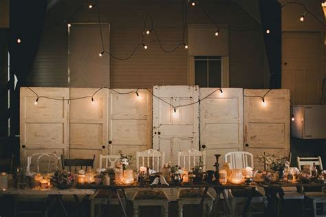 Pittsburgh wedding photographer, head table backdrop ideas