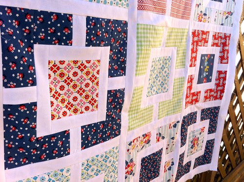 Garden Fence/DS Quilts close