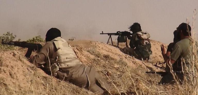 US cyber-warriors battling Islamic State on Twitter