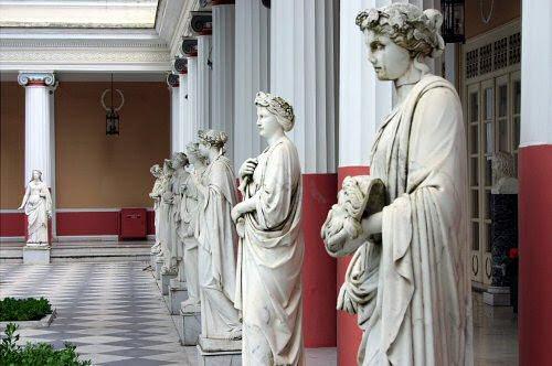 crw 2410 sm El Palacio de Achillion, la residencia de Sissí en Corfú