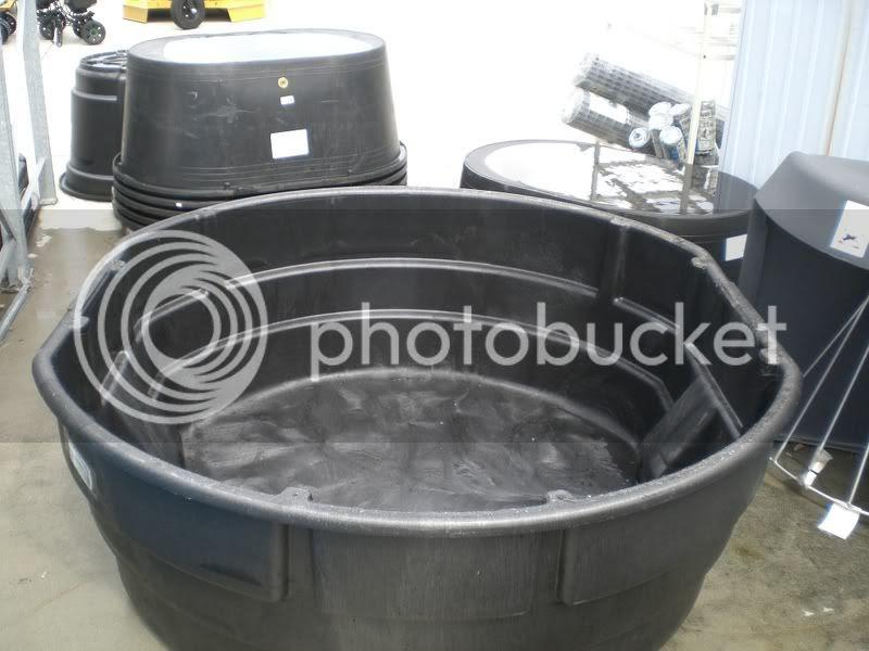 300 Gallon Indoor Aquaponic